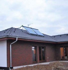 Rodinný dům Vřesina